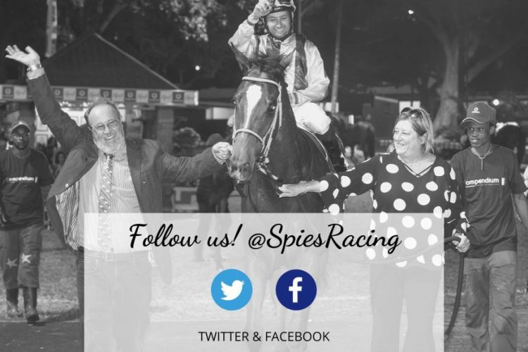 Follow us @spiesracing on Facebook or Twitter