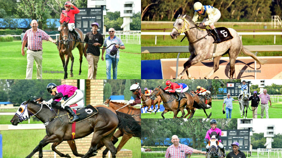 Treble on the Cards at The Vaal