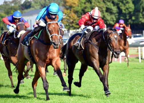 Singforana Stakes Win for Spies Racing