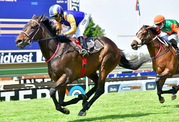 A super Turffontein double 3